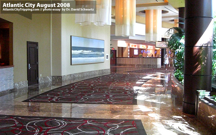 Harrah's AC interior