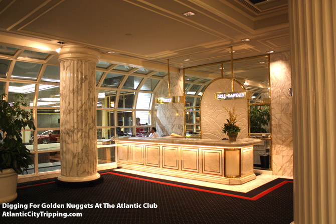 Atlantic Club Bell