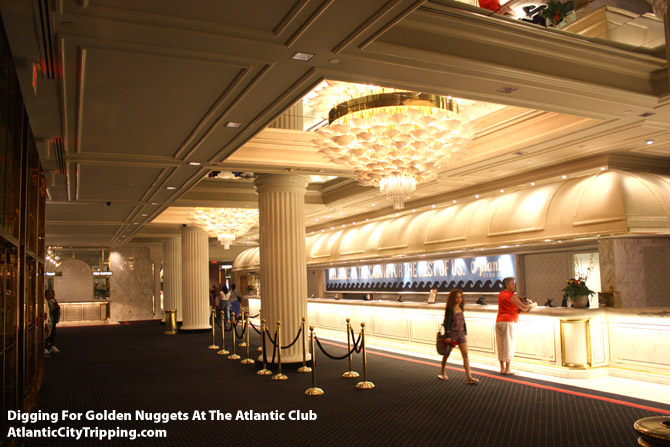 Atlantic Club Lobby