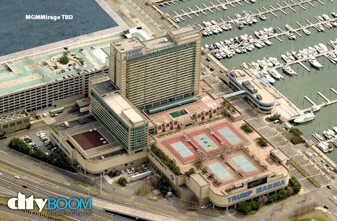 Trump Marina To Be Purchased By Mohegan Sun