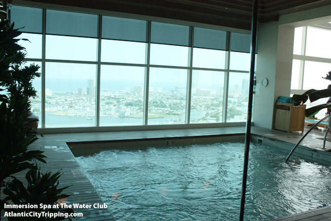 Waterclub Immersion Jacuzzi